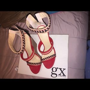QX by Gwen Stefani heel